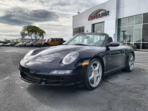 2007 Porsche 911 for sale at AutoLinx Inc in Vallejo CA