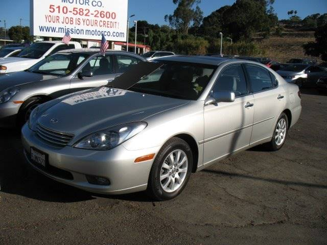 2004 Lexus ES 330 For Sale At Mission Motor Co In Hayward CA
