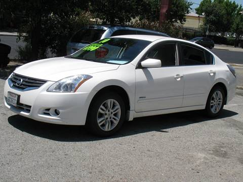 2010 Nissan Altima Hybrid for sale in Hayward, CA