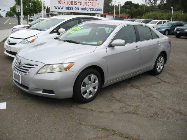 2007 Toyota Camry For Sale At Mission Motor Co In Hayward CA