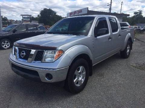 2008 Nissan Frontier for sale in Connellsville, PA