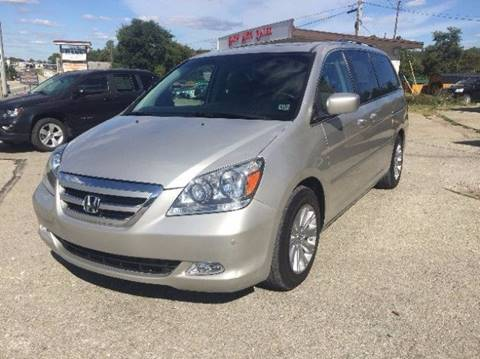 2007 Honda Odyssey for sale in Connellsville, PA