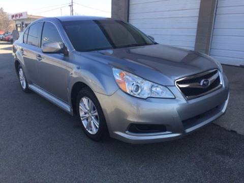 2011 Subaru Legacy for sale in Connellsville, PA