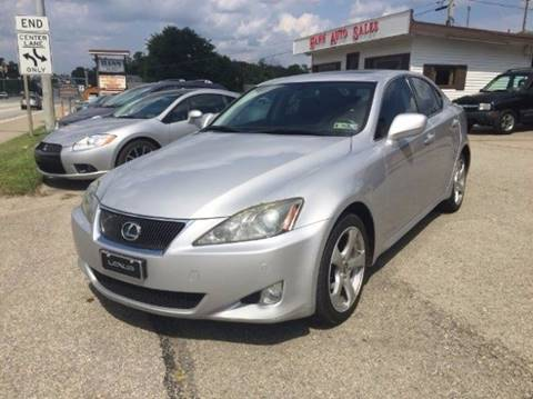 2006 Lexus IS 250 for sale in Connellsville, PA