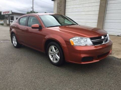 2012 Dodge Avenger for sale in Connellsville PA