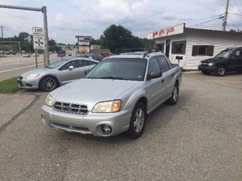 2006 Subaru Baja for sale in Connellsville, PA
