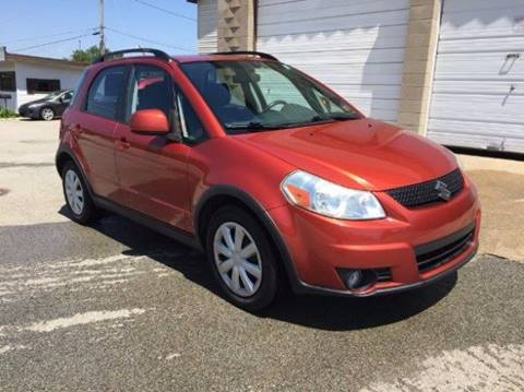 2011 Suzuki SX4 Crossover for sale in Connellsville, PA