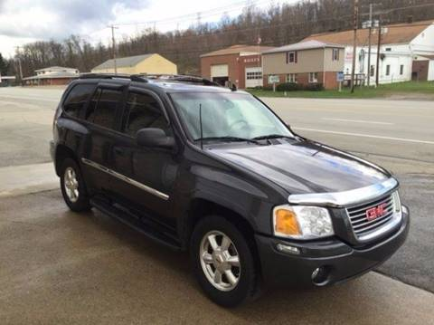 2007 GMC Envoy for sale in Connellsville, PA
