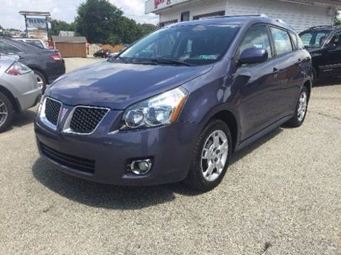 2009 Pontiac Vibe for sale in Connellsville, PA