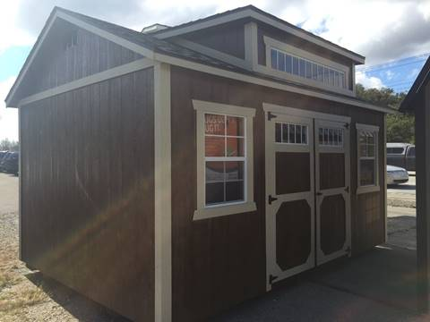 Backyard Outfitters, 12x16 Dormer Pkg. for sale in Connellsville, PA