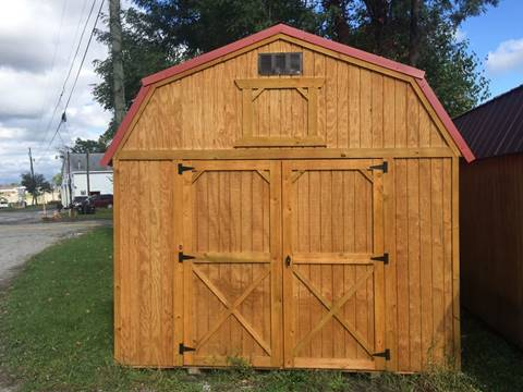 Backyard Outfitters, 10x14Lofted Barn for sale in Connellsville PA
