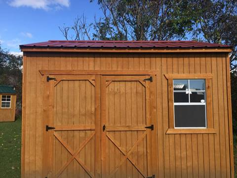 Backyard Outfitters, 10x12 Side Utility for sale in Connellsville PA