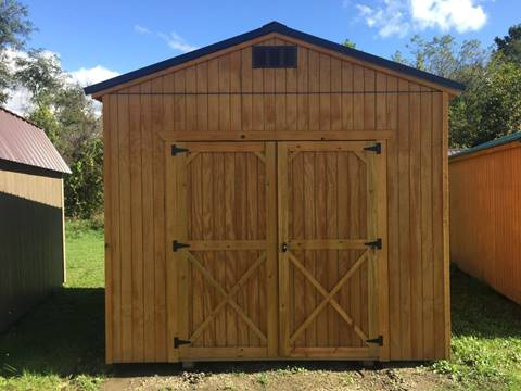 Backyard Outfitters,  10x12 Utility Shed for sale in Connellsville, PA