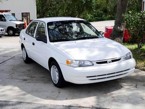 1999 Toyota Corolla for sale in Longwood, FL