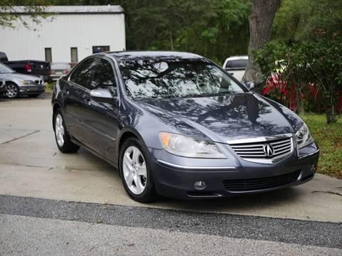 2006 Acura RL for sale in Longwood, FL