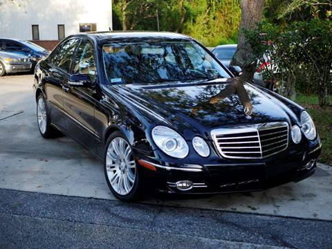 2007 Mercedes-Benz E-Class for sale in Longwood, FL