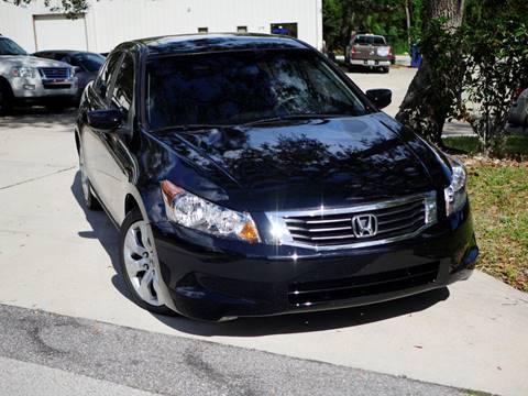 2009 Honda Accord for sale in Longwood, FL