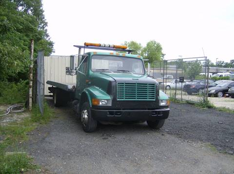 1997 internationnal 4700 for sale in Clinton MD