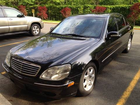 2000 Mercedes-Benz S-Class for sale in Clinton MD