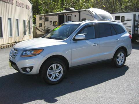 2010 Hyundai Santa Fe for sale in Bristol, VA