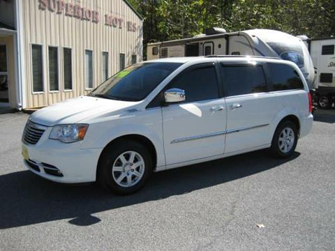 2013 Chrysler Town and Country for sale in Bristol, VA