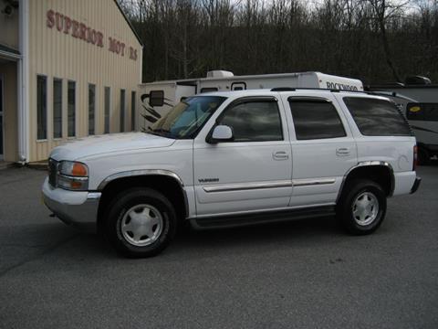 2004 GMC Yukon for sale in Bristol, VA