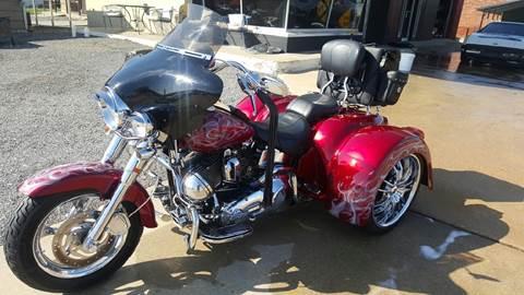 2002 Harley-Davidson Softtail for sale in Okemah, OK
