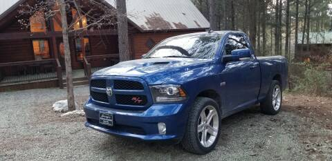 2015 RAM Ram Pickup 1500 for sale at Jerrys Vehicles Unlimited in Okemah OK