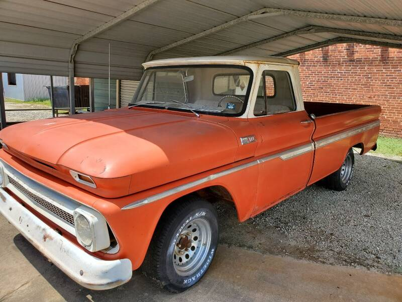 1965 Chev C-10 for sale at Jerrys Vehicles Unlimited in Okemah OK