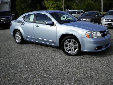 2013 Dodge Avenger for sale in Edenton NC