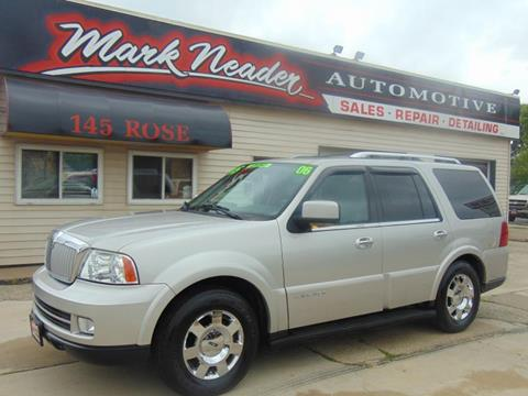 2006 Lincoln Navigator for sale in La Crosse, WI