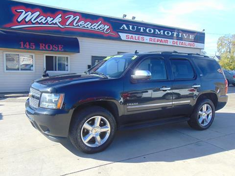 2011 Chevrolet Tahoe for sale in La Crosse, WI