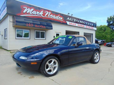 1996 Mazda Mx 5 Miata For Sale In La Crosse Wi