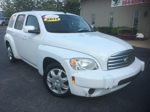 2011 Chevrolet HHR for sale in Greer, SC