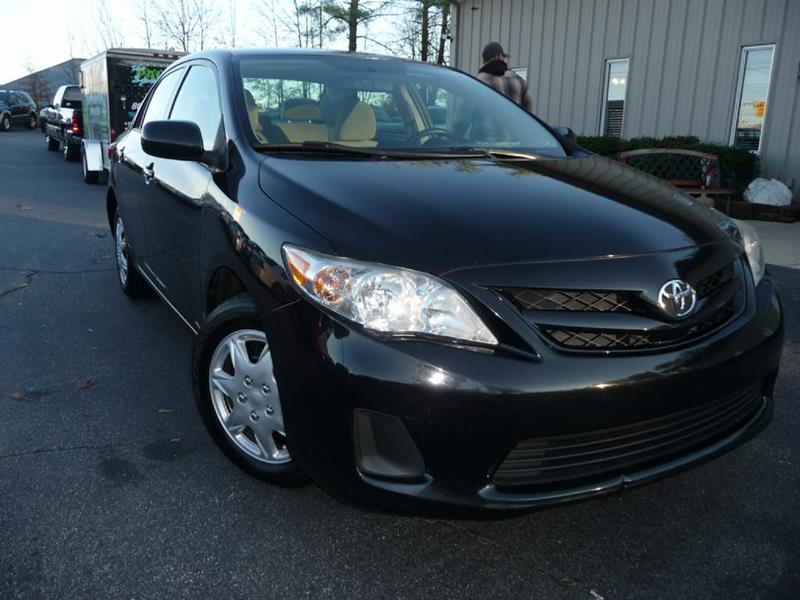 2013 Toyota Corolla For Sale At Wade Hampton Auto Mart In Greer SC