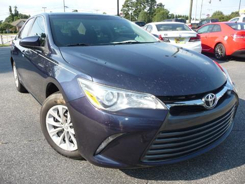 2016 Toyota Camry For Sale In Greer, SC
