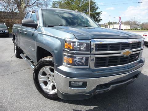 2014 Chevrolet Silverado 1500 for sale in Greer, SC