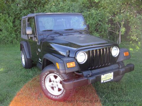 2003 Jeep Wrangler for sale in West Allis, WI