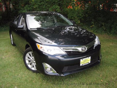 2012 Toyota Camry for sale in West Allis, WI