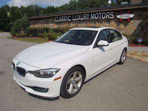 2013 BMW 3 Series for sale in Buford, GA
