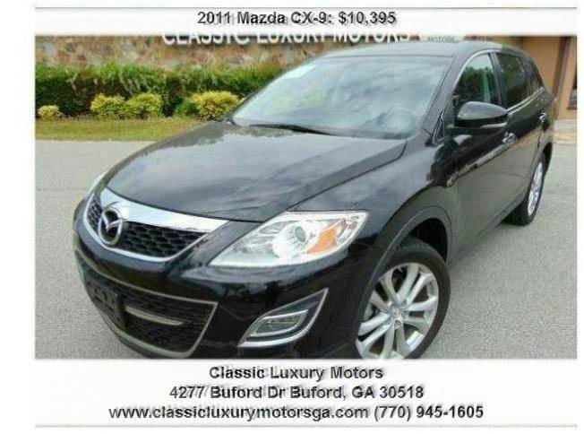 2011 Mazda CX 9 For Sale At Classic Luxury Motors In Buford GA