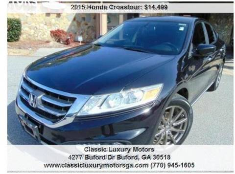 2015 Honda Crosstour for sale in Buford, GA