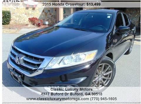 2015 Honda Crosstour for sale in Buford, GA