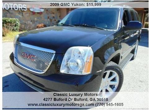 2009 GMC Yukon for sale in Buford, GA