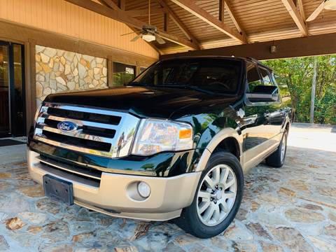 2012 Ford Expedition EL for sale in Buford, GA