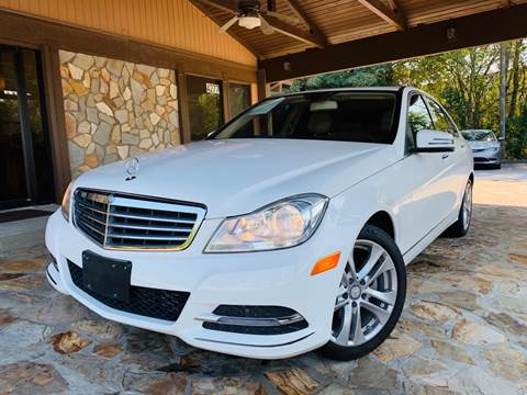 2014 Mercedes-Benz C-Class for sale in Buford, GA