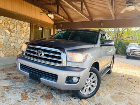 2008 Toyota Sequoia for sale at Classic Luxury Motors in Buford GA