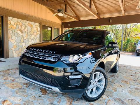 2016 Land Rover Discovery Sport for sale in Buford, GA