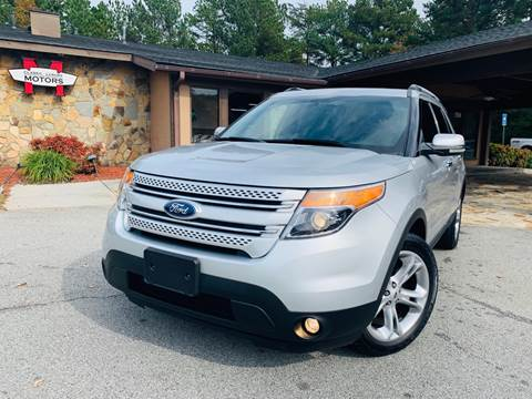 2012 Ford Explorer for sale in Buford, GA