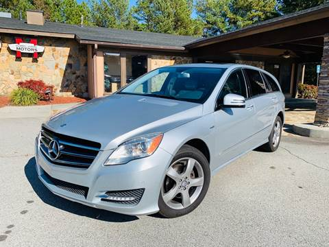 2012 Mercedes-Benz R-Class for sale at Classic Luxury Motors in Buford GA